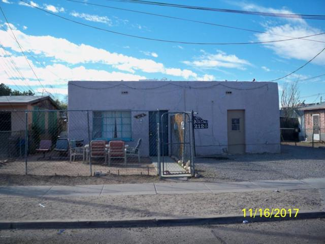 2126 S 8th Avenue, Tucson, AZ 85713 (#21816165) :: Long Realty Company