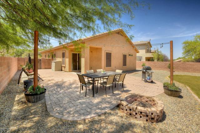 11930 W Heyburn Drive, Marana, AZ 85653 (#21816213) :: RJ Homes Team