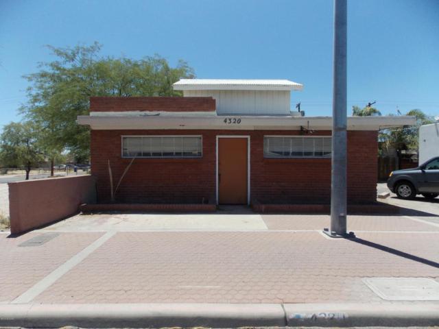 4320 S 6Th Avenue, Tucson, AZ 85714 (#21816357) :: Long Realty Company