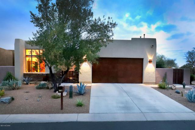 997 W Par Four Drive, Oro Valley, AZ 85755 (#21816392) :: Long Realty - The Vallee Gold Team