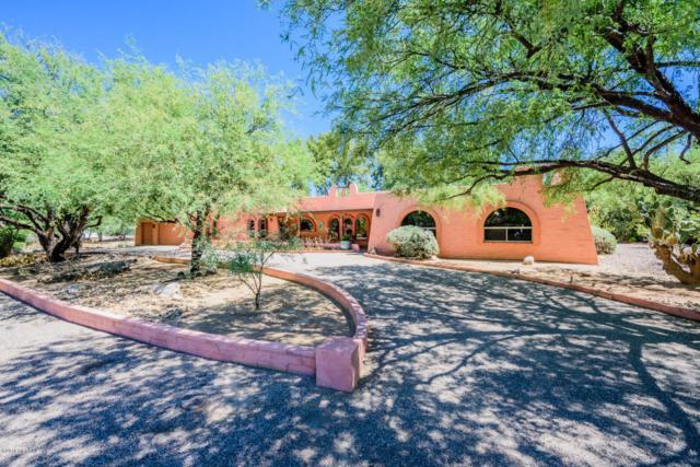 11853 E Wagon Trail Road, Tucson, AZ 85749 (#21816393) :: The Josh Berkley Team