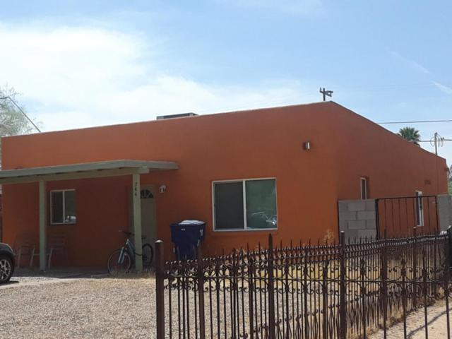 744 E Linden Street, Tucson, AZ 85719 (#21816524) :: My Home Group - Tucson