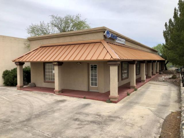 1145 W Frontage Road, Rio Rico, AZ 85648 (#21816549) :: Long Realty - The Vallee Gold Team