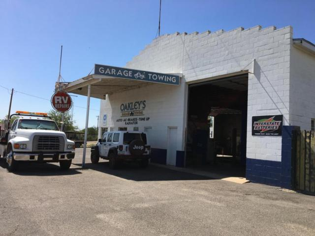 203 W 4th Street, Benson, AZ 85602 (#21816587) :: The Josh Berkley Team