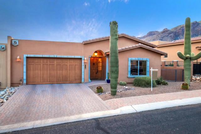 7613 N Viale Di Buona Fortuna, Tucson, AZ 85718 (#21816696) :: Long Realty - The Vallee Gold Team
