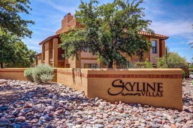 6651 N Campbell Avenue #281, Tucson, AZ 85718 (#21816822) :: Long Realty - The Vallee Gold Team