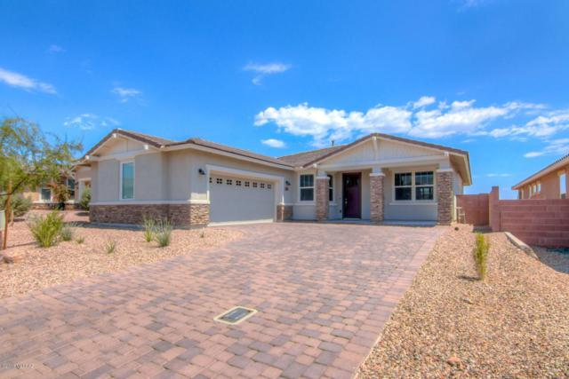 7195 W Cactus Flower Ps W, Marana, AZ 85658 (#21816837) :: Long Realty Company