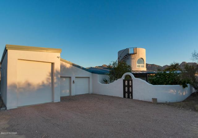 13952 N Oracle Road, Tucson, AZ 85739 (#21816869) :: Long Realty Company