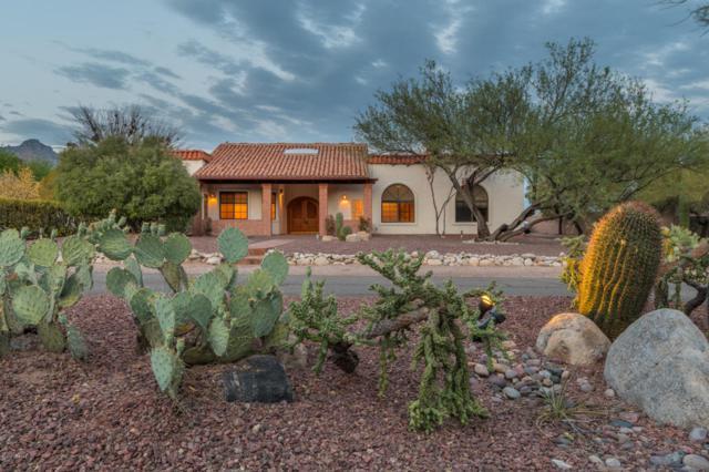 6760 N Calle Lomita, Tucson, AZ 85704 (#21816911) :: Long Realty - The Vallee Gold Team