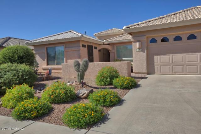 1845 E Purple Martin Lane, Green Valley, AZ 85614 (#21816917) :: Long Realty Company