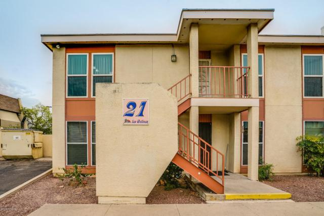 1600 N Wilmot Road #265, Tucson, AZ 85712 (#21816919) :: Long Realty - The Vallee Gold Team