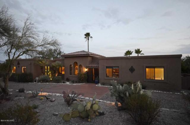 4542 E Calle Del Conde, Tucson, AZ 85718 (#21816924) :: Long Realty - The Vallee Gold Team