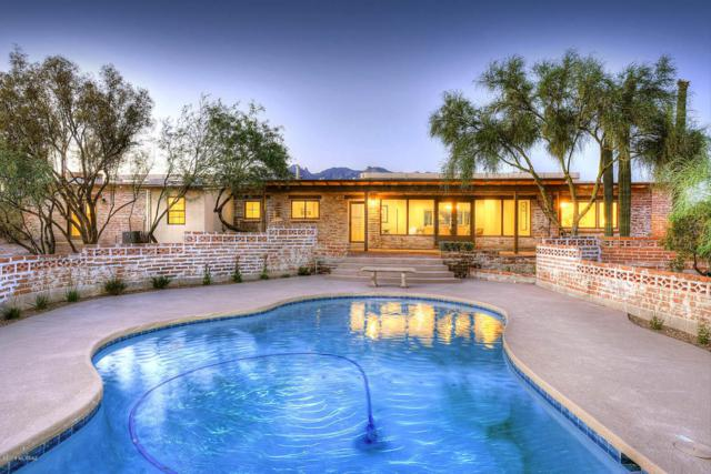 4400 N Hacienda Del Sol Road, Tucson, AZ 85718 (#21816930) :: Long Realty - The Vallee Gold Team