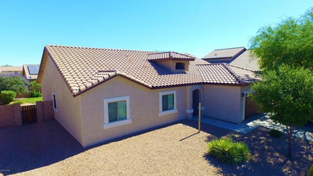 11088 W Botteri Drive, Marana, AZ 85653 (#21817173) :: My Home Group - Tucson
