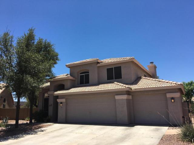 8157 N Torrey Place, Marana, AZ 85743 (#21817178) :: Long Realty Company