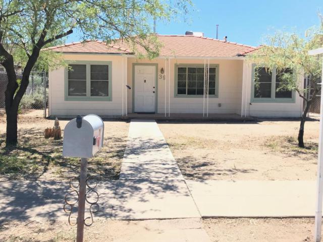 39 N Melwood Avenue, Tucson, AZ 85745 (#21817250) :: The KMS Team