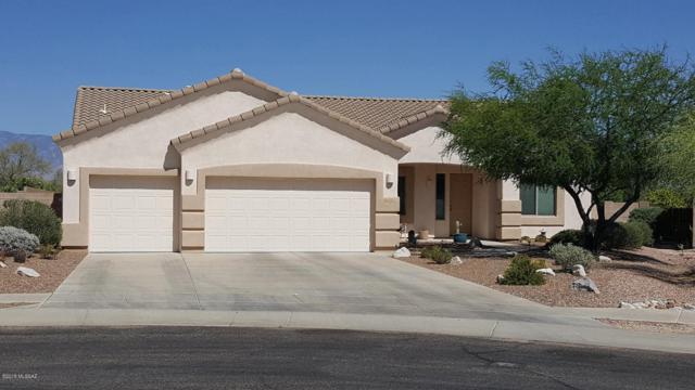 12976 N Kenosha Bluff Drive, Marana, AZ 85658 (#21817289) :: Long Realty Company