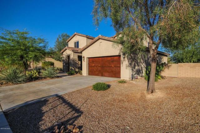 11466 N Adobe Village Place, Marana, AZ 85658 (#21817330) :: Stratton Group