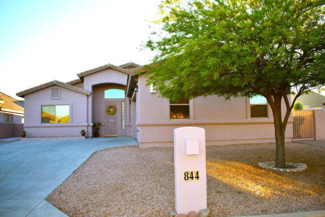 844 S Deer Meadow Loop, Tucson, AZ 85745 (#21817374) :: Long Realty Company