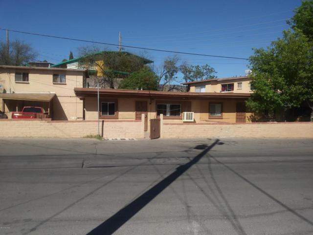275 277 27 W Hughes Street W 8 Units, Nogales, AZ 85621 (#21817507) :: Gateway Partners at Realty Executives Tucson Elite