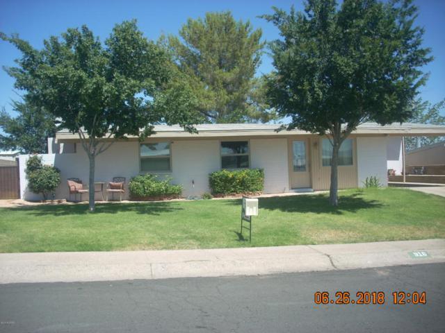 916 W 6Th Avenue, San Manuel, AZ 85631 (#21817698) :: Long Realty Company