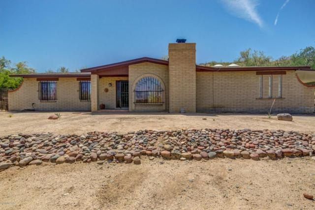 9340 N Rancho Feliz Drive, Tucson, AZ 85704 (#21817954) :: Stratton Group