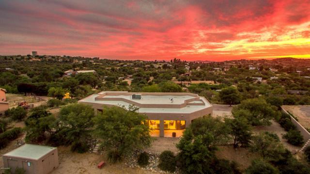 600 N Oak Hills Place, Oracle, AZ 85623 (#21818261) :: The Josh Berkley Team