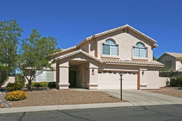 1977 W Desert Highlands Drive, Tucson, AZ 85737 (#21818321) :: Keller Williams