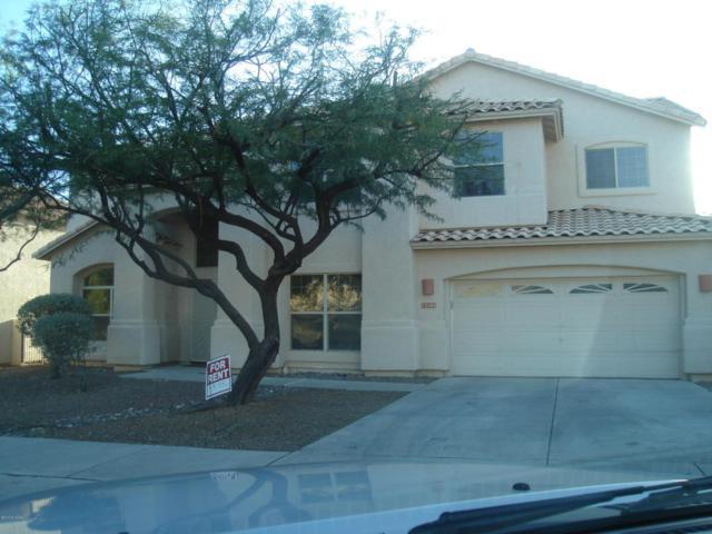 12381 N Mount Bigelow Road, Oro Valley, AZ 85755 (#21818668) :: Long Realty Company