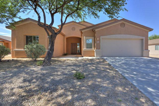 8407 W Calle Moheda, Tucson, AZ 85757 (#21818705) :: Long Realty Company