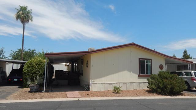 4439 N Old Romero Drive #61, Tucson, AZ 85705 (#21818740) :: Long Realty - The Vallee Gold Team