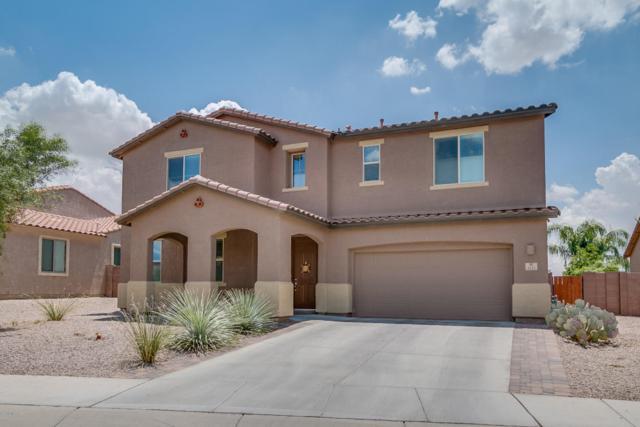 3433 W Bell Song Place, Marana, AZ 85658 (#21818990) :: Long Realty Company