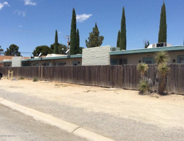 200 N Cochise- Stewart Avenue, Willcox, AZ 85643 (#21819270) :: Long Realty Company