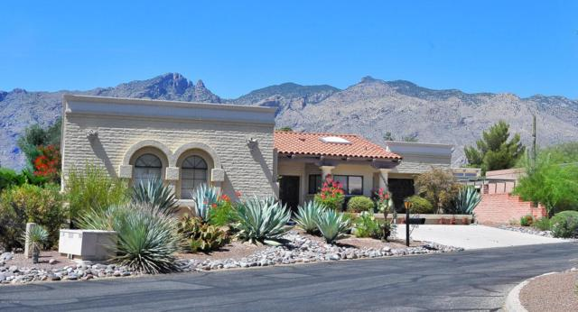 4091 E Pontatoc Canyon Drive, Tucson, AZ 85718 (#21819288) :: Long Luxury Team - Long Realty Company