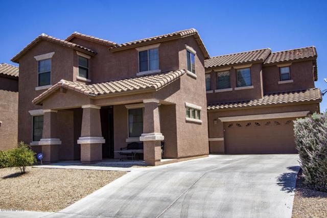 3672 W Scavenger Drive, Marana, AZ 85658 (#21819416) :: RJ Homes Team