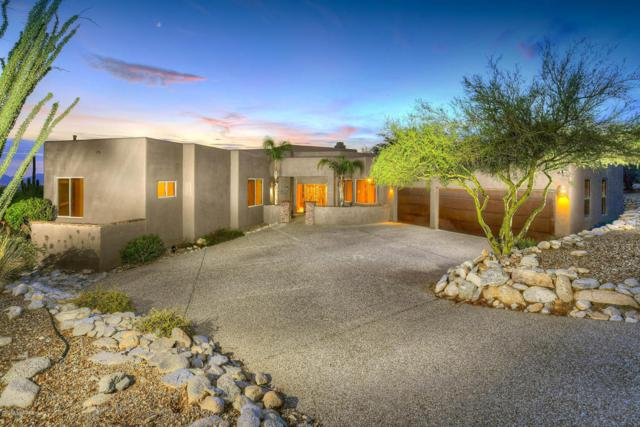 6966 E Wild Canyon Place, Tucson, AZ 85750 (#21819557) :: The Josh Berkley Team