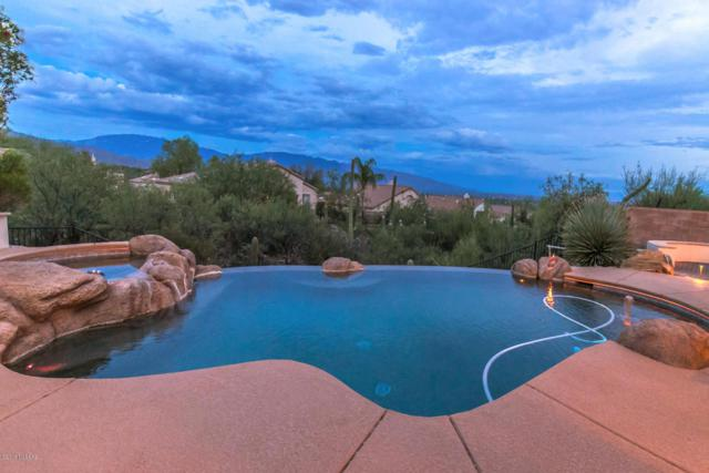 5370 N Ridge Spring Place, Tucson, AZ 85749 (#21819641) :: The Josh Berkley Team