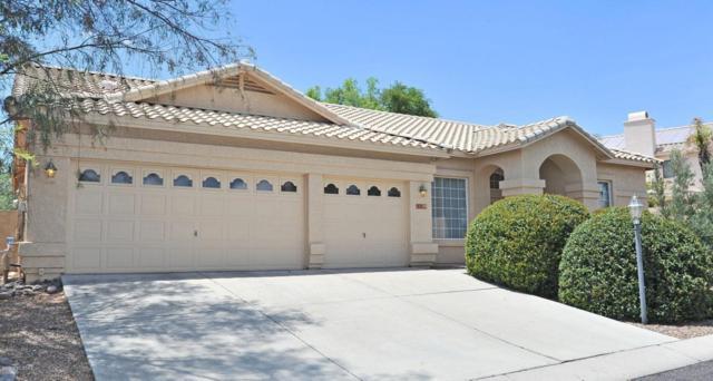 11109 N Mountain Breeze Drive, Oro Valley, AZ 85737 (#21819762) :: Stratton Group