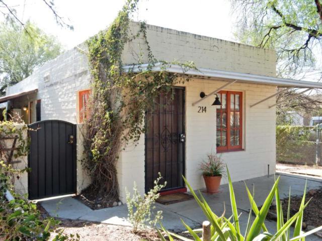 214 N Vine Avenue, Tucson, AZ 85719 (#21819781) :: RJ Homes Team