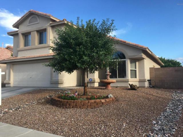 9810 E Golden Currant Drive, Tucson, AZ 85748 (#21819820) :: The Josh Berkley Team