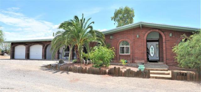 1261 W Panorama Road, Tucson, AZ 85704 (#21819829) :: Long Realty Company