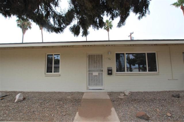454 N Silverbell Road, Tucson, AZ 85745 (#21819833) :: Gateway Partners at Realty Executives Tucson Elite