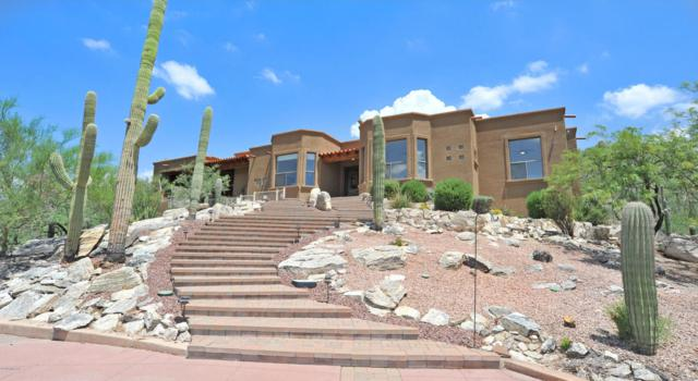 5339 N Sahuaro Canyon Lane, Tucson, AZ 85749 (#21819866) :: Long Realty Company