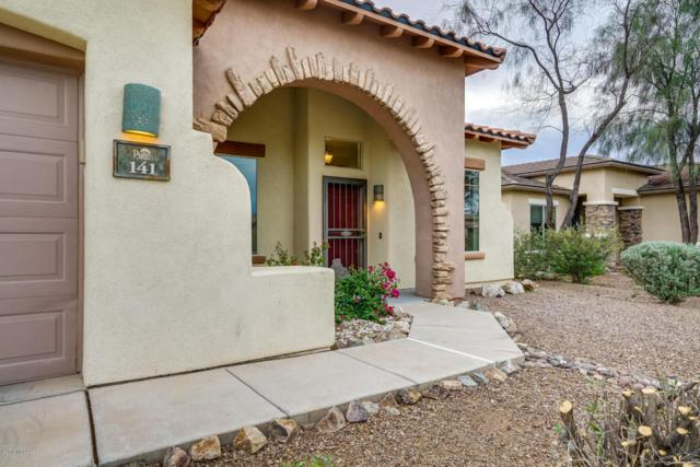 141 E Camino Rancho Cielo, Sahuarita, AZ 85629 (#21819884) :: Gateway Partners at Realty Executives Tucson Elite