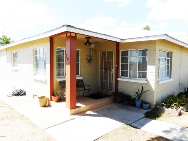 205 W Jessie Street, Willcox, AZ 85643 (#21819926) :: Long Realty Company