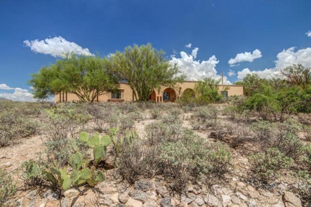 9740 E Bush Hill Place, Tucson, AZ 85749 (#21819930) :: The Josh Berkley Team