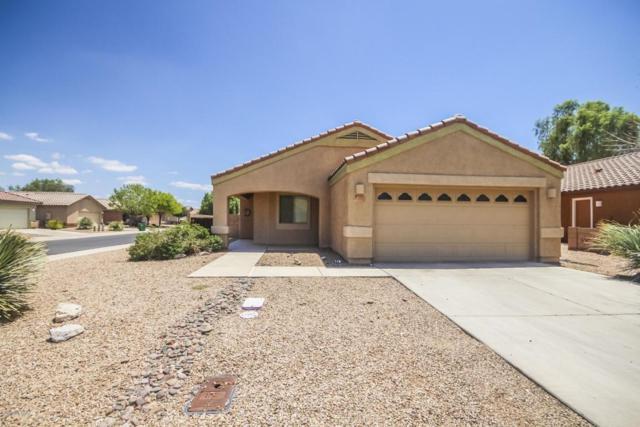 12718 N Fallen Fence Lane, Marana, AZ 85653 (#21819931) :: Gateway Partners at Realty Executives Tucson Elite