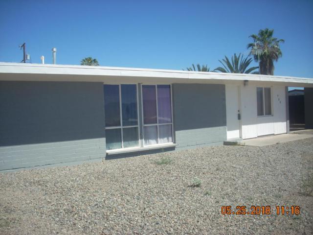908 W 2nd Avenue, San Manuel, AZ 85631 (#21820634) :: Long Realty Company