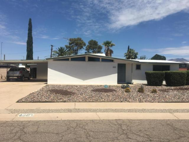 6809 E New Hampshire Drive, Tucson, AZ 85710 (#21820725) :: The Josh Berkley Team