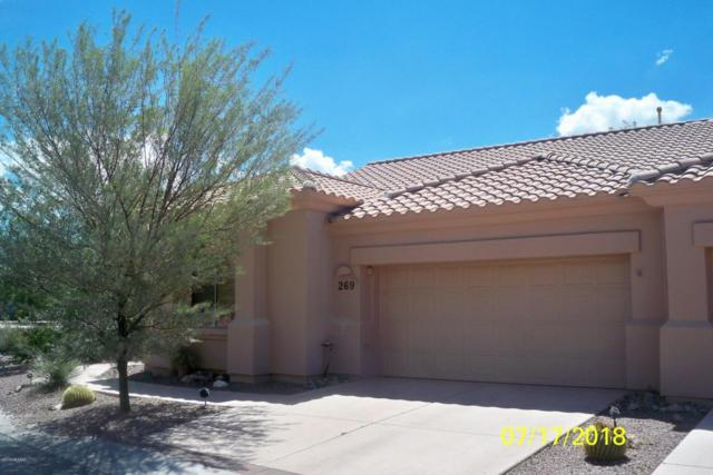 13401 N Rancho Vistoso Boulevard #269, Oro Valley, AZ 85755 (#21820738) :: Long Realty - The Vallee Gold Team
